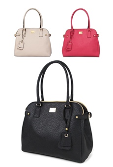 Milena Simple Square Shoulder Bag (# 3392)