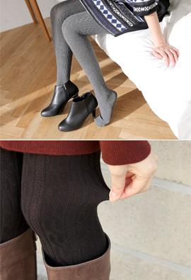 Warmify tights Kkwabegi tights <br>
