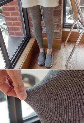 Warmify to winter wear Knit Leggings <br>