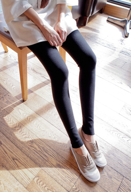 Basic Slimline f / w based escaped Leggings <br>
