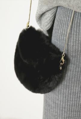 Fur Cross Bag <br>