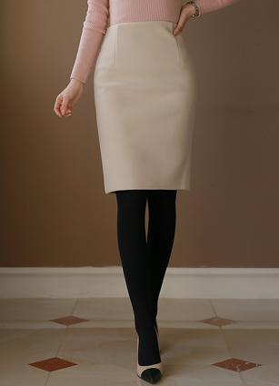 Winter Simple H Skirt(S,M,L) <br>