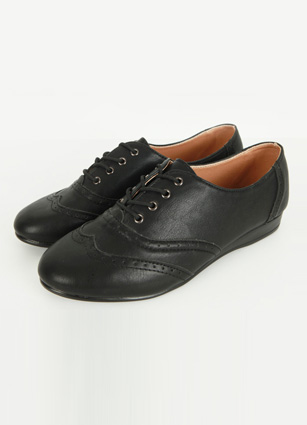 Secret Height increase Oxford shoes <br>