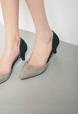 Appearance Combi Middle Heel Hill <br>
