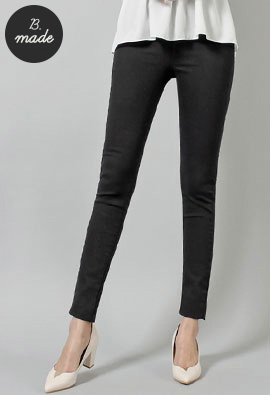 no.099 Banding Skinny Pants for daily wear <br> <FONT color=#980000>◆ Remaining volume: Sky Blue / S 11 sheets</font> <br>