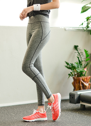 Stitch Point 9Part Leggings <br>