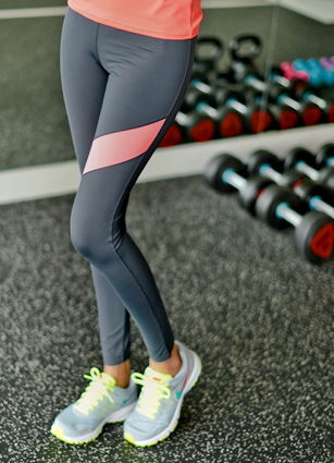 Thin Cool 9Part Leggings <br>