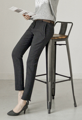 Slim Fit Suits Pants <br>