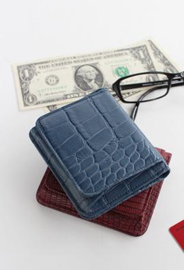 OS1001 <br> Coin Pocket Wallet [Crochet / 6COLOR] <br>