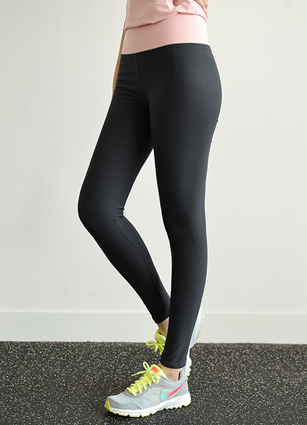 Pastel Color Appearance 9Part Leggings <br>