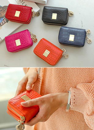 The best storage! Mini wallet with two pieces (recommended for gifts!) <br>