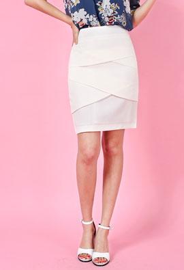 Feminine Sang Skirt <br>