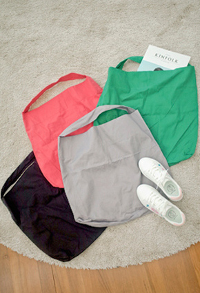 On Vacation! Storage space Wide Hobo Eco Bag <br>