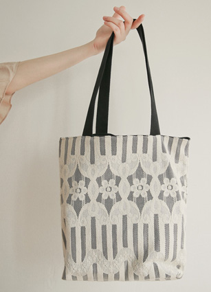 Ethnic Lace Double-sided Eco Bag <br>