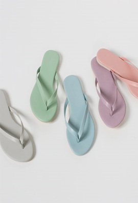 Slim Flip Flop <br> <FONT color=#980000>◆ Remaining Quantity: Pearl Sealer / 245 1 Pole</font> <br>