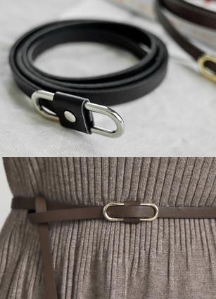 I need one! Slim Belt <br>