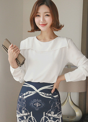 Pure Pinch Square Wings Blouse <br> <b>(Broadcast sponsorship)</b> <br>