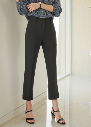 Melody Slim Part Part 8 Cut Slacks <B>(S, M, L)</b>