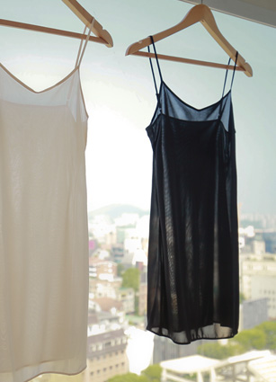 One-piece dress Cool Slip Inner One-piece dress <br>