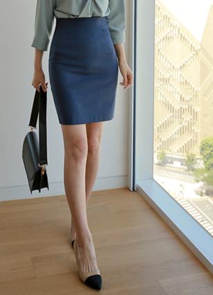 Linen HLine Skirt <B>(S, M, L)</b> <br> (Broadcast sponsorship)
