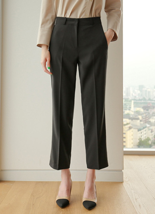 Heche Perfect Slim Date Slacks (S, M, L) <br> <FONT color=#980000>◆ remaining quantity: Ivory / M 2 sheets</font> <br>