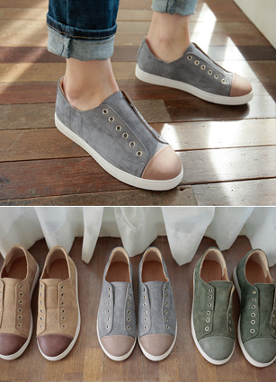 Blossom Appearance Sneakers <br> <FONT color=#980000>◆ Remaining volume: Beige / 235 1 piece</font> <br>