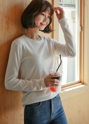 Breera Basic Slab T-shirt <br>
