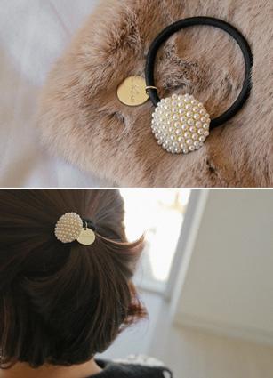 pendant Pearl head strap <br>