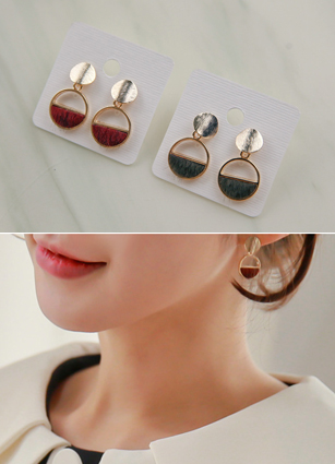 Gold Earring <br>