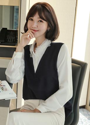 Beautiful Flower Kara Best Blouse <br>
