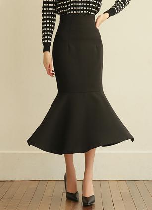 Alto Mermaid Long Skirt <B>(S, M)</b>