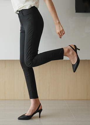 All Day Secret Bending Cool Skinny Pants (137) <B>(S, M, L, XL)</b> <br> [Review 142Piece]