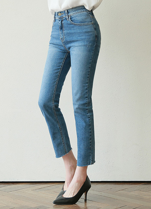 Rate Completed Secret Bending 9Part Date Denim (323) <B>(S, M, L, XL)</b>