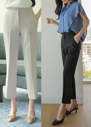 Summer Version! Secret Bending Date 9Part Slacks <B>(S, M, L, XL)</b> <br> [Review 147Piece]