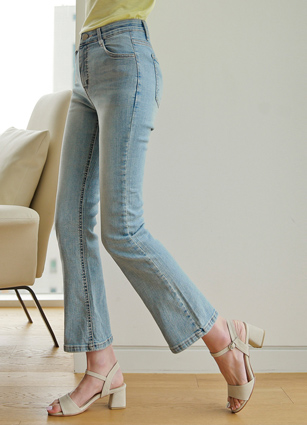 Million Secret Bending Boot Cut Denim (341) <B>(SM, L, XL)</b>