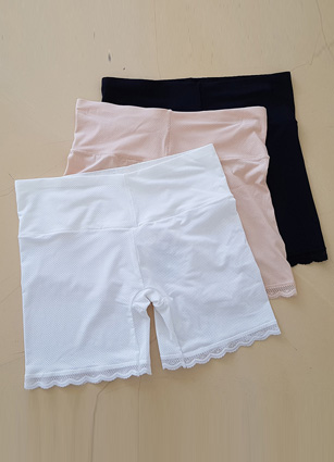 Rayon Mash 3Part Underpants