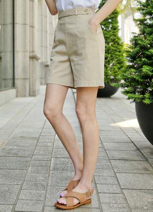 Loem waistband back banding 4Part Pants <B>(SM, L, XL)</b>