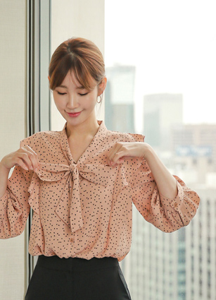 Reina Frill Blouse