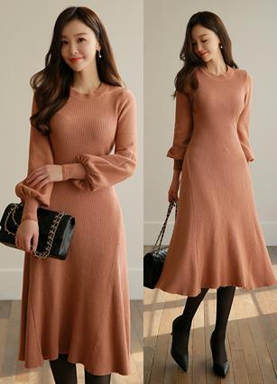 Leighton Knit One-piece dress <br>