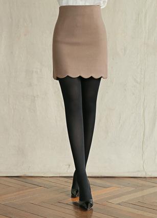 Wave Mini Skirt(S,M,L) <br>