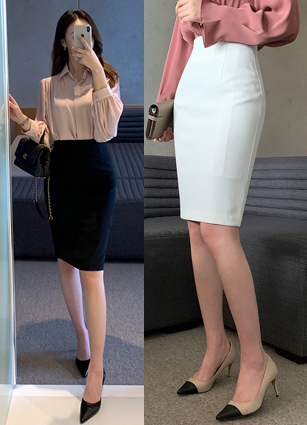 Kerry Daily HLine Skirt (S, M, L) <br>