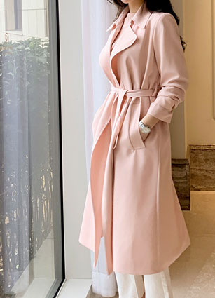Spring Mood Trench Coat <br>