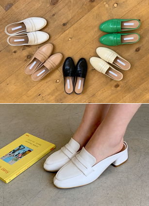 "Modern blower shoes <font color=""#ed1558""><b>[Heel: 4.2cm]</b> <br></font>"
