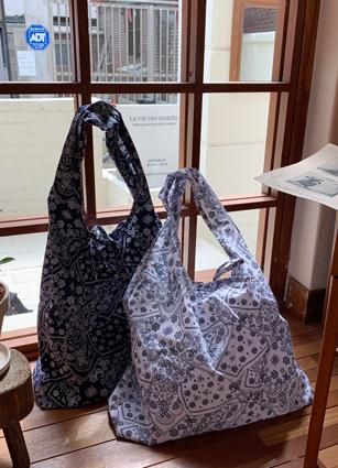 Paisley Eco Bag <br>